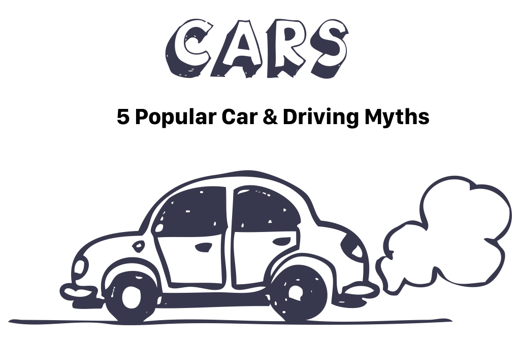 Debunking the 5 Popular Myths Most Drivers Believe
